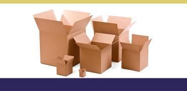 Caixa de Papelão Personalizada Normal (Maleta)