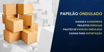 CAIXAS DE PAPELÃO NO ABC