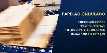 EMBALAGENS DE CAIXAS DE PAPELÃO ONDULADO SP