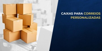 EMBALAGENS DE PAPELÃO PARA TRANSPORTE