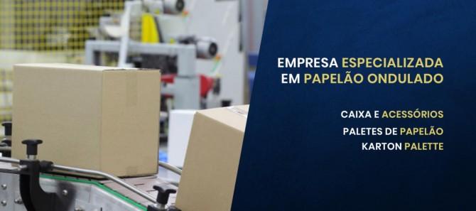 EMPRESAS DE EMBALAGENS DE PAPELÃO ONDULADO