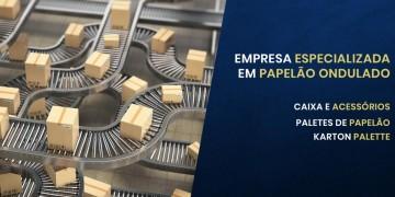 EMPRESA ESPECIALIZADA EM CAIXAS DE PAPELÃO ONDULADO
