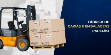 FÁBRICA DE CAIXAS DE PAPELÃO