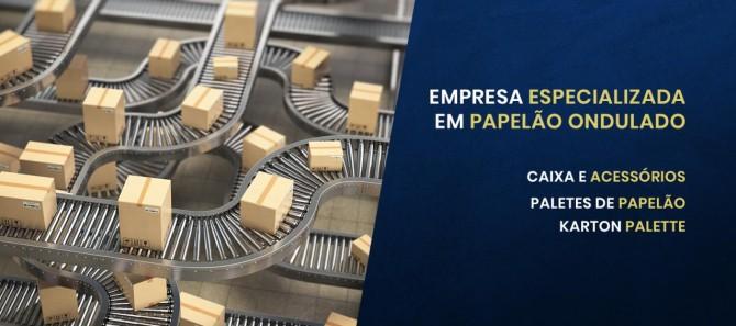 FORNECEDORES DE EMBALAGEM DE PAPELÃO