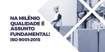 CERTIFICADO ISO 9001 PELA SGS