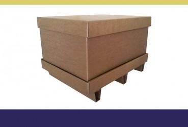 Caixas para exportação
