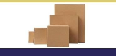 Caixa de papelão para Ecommerce