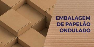 Embalagem de Papelão, uma escolha sustentável para o planeta e para seu negócio.
