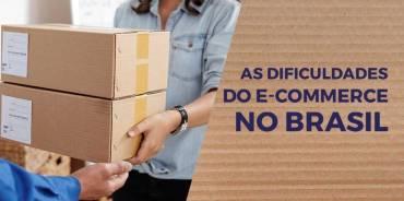 Caixas de papelão: Uma solução para as dificuldades logísticas do E-commerce no Brasil